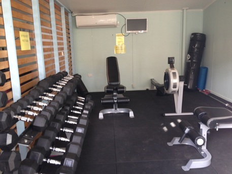 Gym at Jandowae Accommodation Park